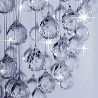 7351 Hanging Crystals Backdrop