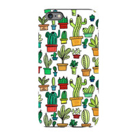 FRESH Flora Cacti iPhone Case
