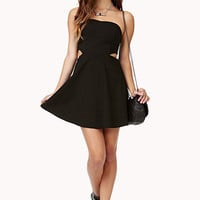 Posh Cutout Dress
