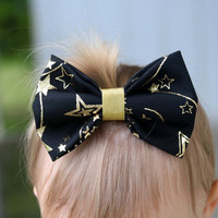 Twinkle Twinkle Clip-On Bow