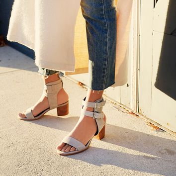 Free People Pandora Block Heel