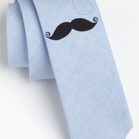 Public Opinion 'Specs & Stach' Woven Tie | Nordstrom