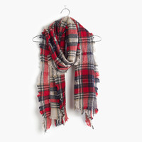 Openweave Scarf in Scottsdale Plaid