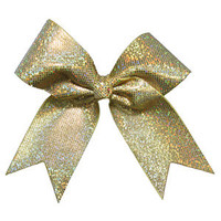 Custom Large Specialty Material Bow with Short Tails