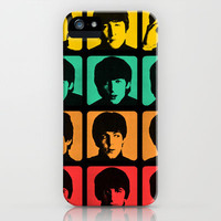 Color beatles iPhone & iPod Case by Coletivo 4