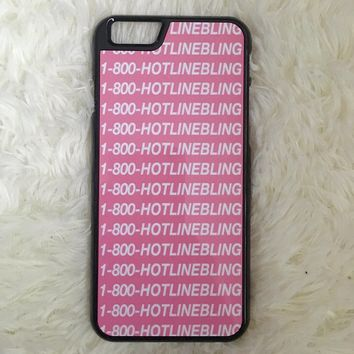 1800 Hotline Bling iPhone 5/5s Case