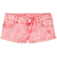 ALMOST FAMOUS Novelty Wash Womens Denim Shorts 204179313 | Shorts | Tillys.com