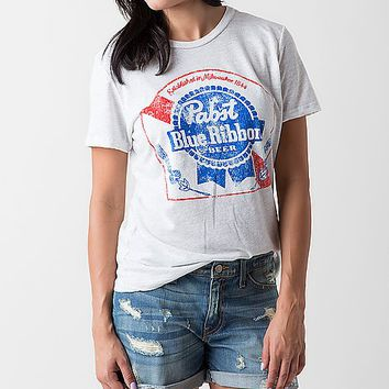 Retro Brand Pabst Blue Ribbon T-Shirt