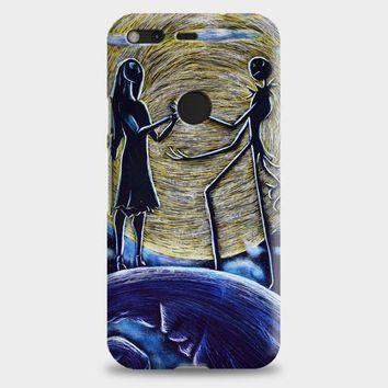Jack Sally Skellington Nightmare Before Christmas Google Pixel XL Case