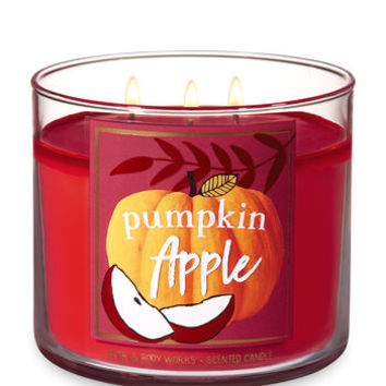 PUMPKIN APPLE3-Wick Candle
