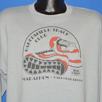 80s Bakersfield Track Club Long Sleeve t-shirt Extra Large