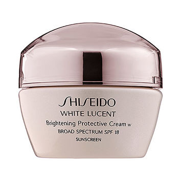 Shiseido White Lucent Brightening Protective Cream Broad Spectrum SPF 18 (1.8 oz)