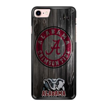 Alabama Crimson Tide iPhone 7 Case