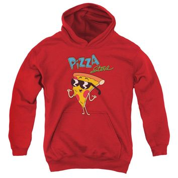 Uncle Grandpa - Pizza Steve Youth Pull Over Hoodie