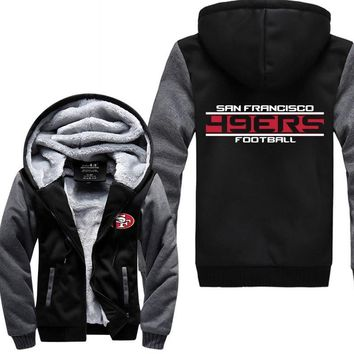 San Francisco 49ers Fleece Jacket