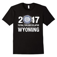 Total Solar Eclipse 2017, Wyoming Totality T-shirt