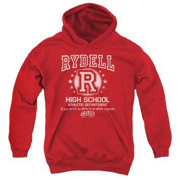 Grease - Rydell High Youth Pull Over Hoodie