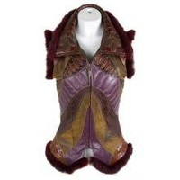Yin Vest (Taiji Edition) (Jackets   Vests) at AYYA - Custom ninja tabi boots, hand-made leather bags, and custom garments