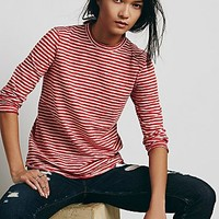 We The Free Womens We The Free Mod Stripe Tee