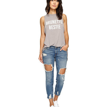 Show Me Your Mumu Andrew Tunic Tank Top Brunette Bestie - Zappos.com Free Shipping BOTH Ways