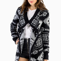 Fall Out Cardigan