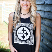 NFL Steelers Graphic Tee
