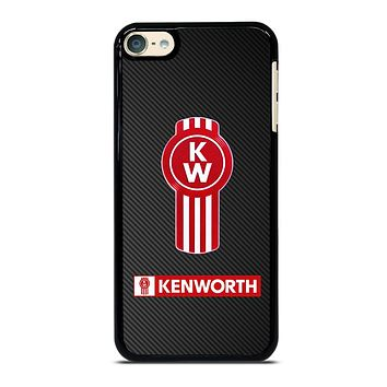 KENWORTH CARBON LOGO iPod Touch 6 Case Cover