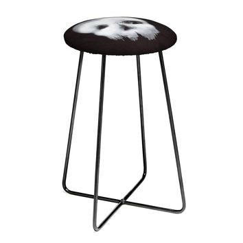 Viviana Gonzalez Dark City Counter Stool | Deny Designs