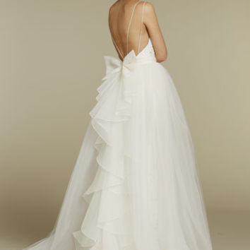 Bridal Gowns, Wedding Dresses by Jim Hjelm Blush - Style 1201