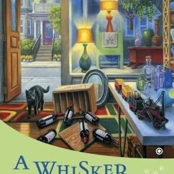 Whisker of Trouble, A : A Second Chance Cat Mystery (Mass Market Paperback)
