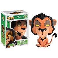 Funko POP! Disney - Vinyl Figure - SCAR (The Lion King) (Pre-Order ships Sept.): BBToyStore.com - Toys, Plush, Trading Cards, Action Figures & Games online retail store shop sale