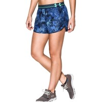 Under Armour Women's Perfect Pace Printed Running Shorts | DICK'S Sporting Goods