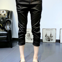 Simple casual pants