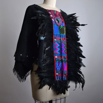 Burning Man Clothing - Festival Clothing - Shaman Costume - Native American Clothing - Festival Fashion - Burning Man