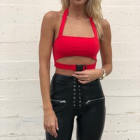 Candice Top - Red