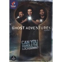 Ghost Adventures: Season 2 (3 Discs) (Widescreen)