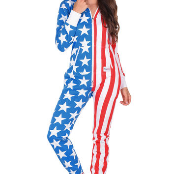Women's USA Jumpsuit