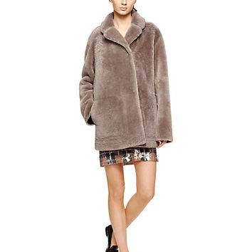 Kate Spade Caleen Coat Light Mousse