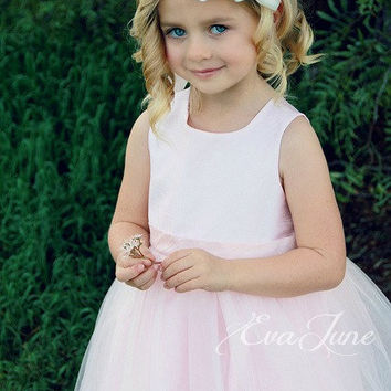 Flower Girl Headband, Flower Girl Sash, Ivory, White Sash, Bridal, Bridesmaid Sash Headband.