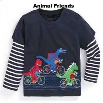 Animal Friends Various Cute Shirts