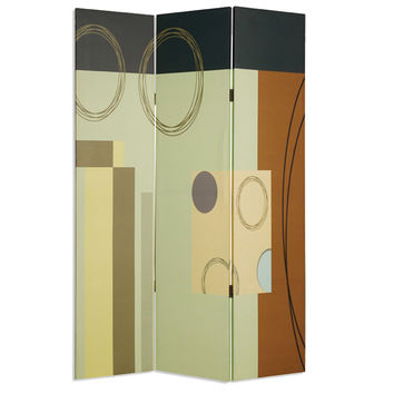 "Screen Gems Haily Screen 72"" Room Divider"