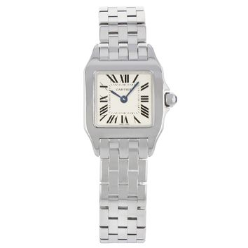 Cartier Santos Demoiselle quartz womens Watch W25064Z5 (Certified Pre-owned)