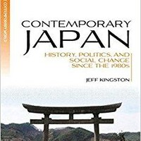 Contemporary Japan History of the Contemporary World 2
