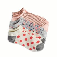 AEO PRINTED SOCK SET
