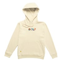 MULTI COLOR 3D GOLF HOODIE