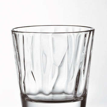 Majestic Gifts E62379-D-S6 Quality Glass Double Old Fashioned Tumbler 11 oz. Set of 6 (62380)