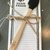 Farm Notepad