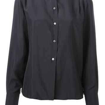 Christophe Lemaire silk blouse