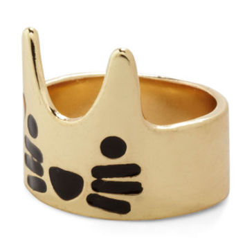 Purr of the Moment Ring