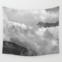Sky and Earth Wall Tapestry by Guido Montañés